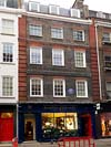 Photograph London Home of the composer Handel