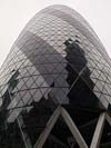 Photograph  Gherkin Tower London